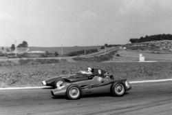 Juan Manuel Fangio, Maserati 250F, Stirling Moss, Vanwall VW10