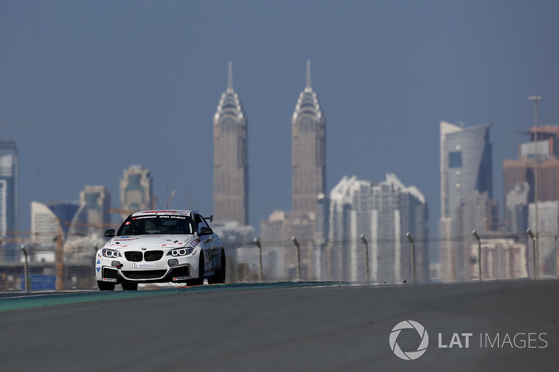 #154 QSR Racingschool BMW M235i Racing Cup: Jimmy de Breucker, Mario Timmers, Rodrigue Gillion, Tom Boonen, Simon Klemund