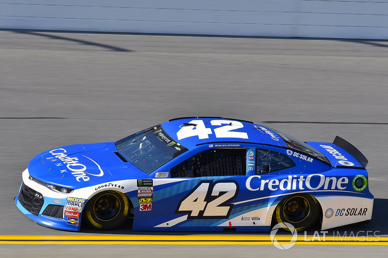 19. Kyle Larson, Chip Ganassi Racing, Chevrolet