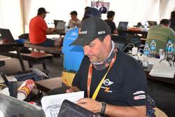 Marco Pastorino, Direttore Sportivo X-raid Team