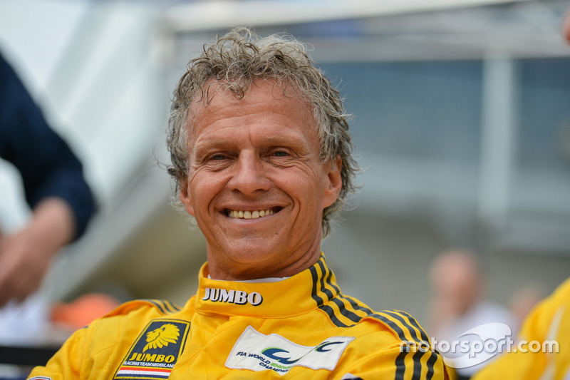 #29 Racing Team Nederland Dallara P217: Jan Lammers