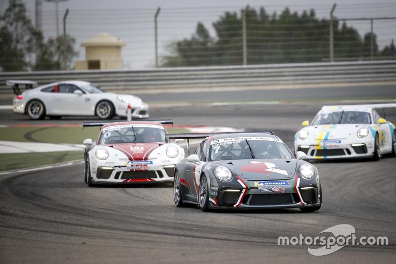 الجولة الختامية في تحدي كأس بورشه جي تي 3 الشرق الأوسط