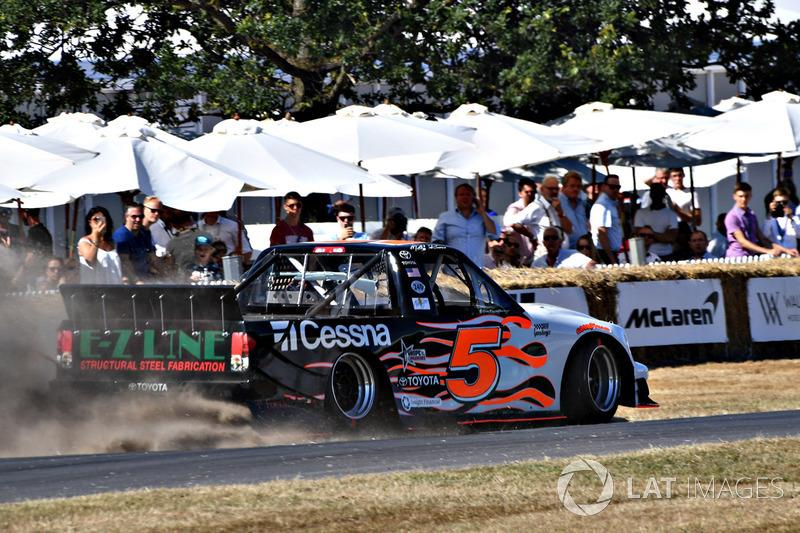 Toyota Tundra Mike Skinner
