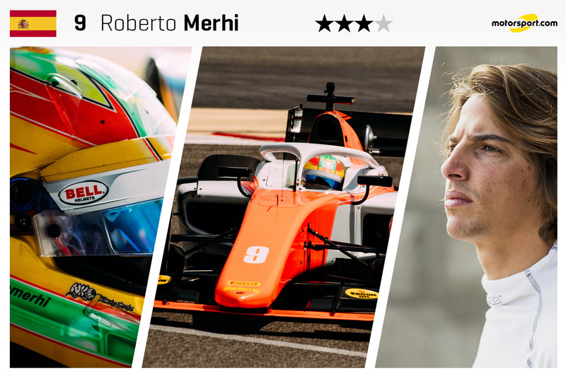 Roberto Merhi - 27 ans