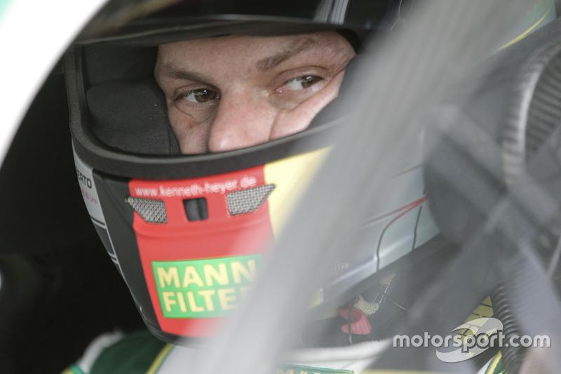 Kenneth Heyer, Mercedes-AMG GT 3