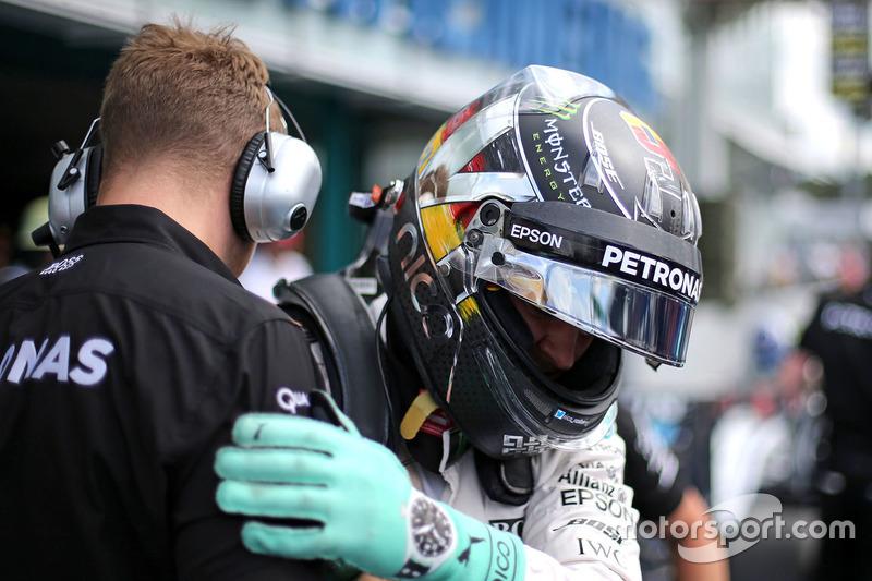 Polesitter: Nico Rosberg, Mercedes AMG F1