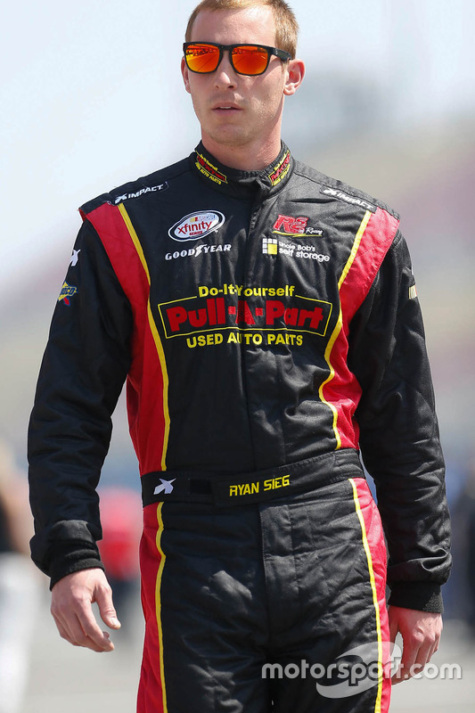 Ryan Sieg, RSS Racing, Chevrolet