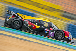 #5 By Speed Factory Ligier JSP3: Miguel Abello, Mirco van Oostrum, Michael Munemann