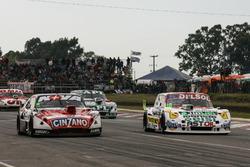 Естебан Геррері, Donto Racing Chevrolet, Марсело Агрено, JPG Racing Ford