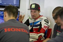 Ники Хэйден, Honda World Superbike Team