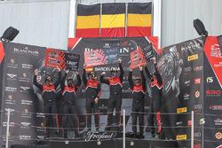 Sierger Boxenstoppwettbewerb: Belgian Audi Club Team WRT