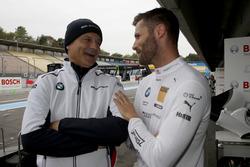 Jens Marquardt, BMW Motorsport Director with Martin Tomczyk, BMW Team Schnitzer, BMW M4 DTM
