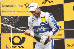 Podium: Gary Paffett, Mercedes-AMG Team ART, Mercedes-AMG C63 DTM