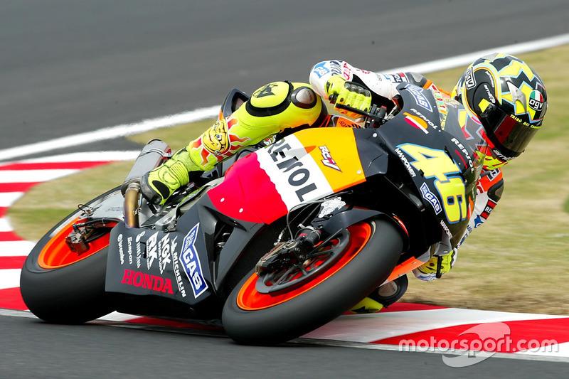 2003: Valentino Rossi (Honda RC211V)