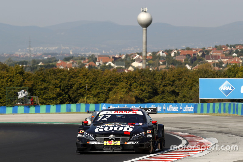 Disqualifiziert: Daniel Juncadella, Mercedes-AMG Team HWA, Mercedes-AMG C63 DTM