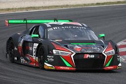 #28 Belgian Audi Club Team WRT Audi R8 LMS: René Rast, Will Stevens