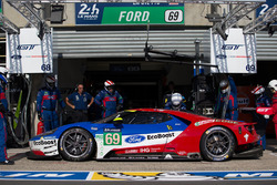 Ford Chip Ganassi Racing Ford Gt Ryan Briscoe Richard Westbrook Scott