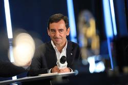 Pierre Fillon, président de l'ACO