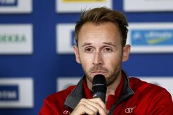 Pressekonferenz: René Rast, Audi Sport Team Rosberg, Audi RS 5 DTM