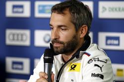 Пресс-конференция: Тимо Глок, BMW Team RMG