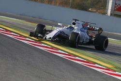 Dreher: Felipe Massa, Williams FW40