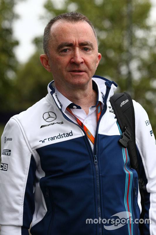 Paddy Lowe, director técnico de Williams