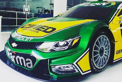 Carro da Cimed para a temporada 2017 da Stock Car