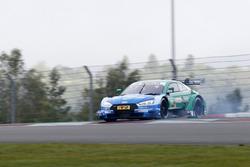 Loic Duval, Audi Sport Team Phoenix, Audi RS 5 DTM goes wide