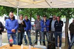 OPC Challenge, Anneau du Rhin, Fahrer