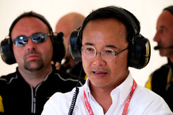 Ivan Yim, Director Techeetah Racing