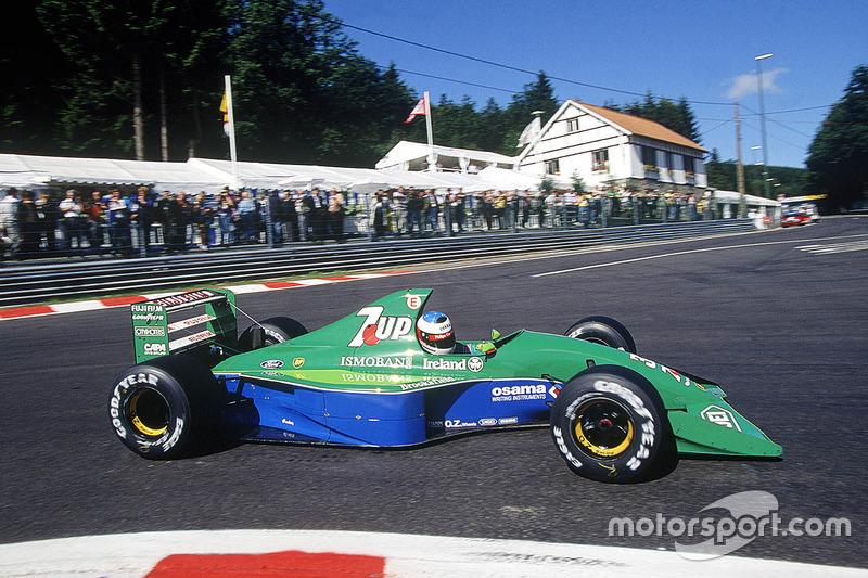 1991: Jordan 191