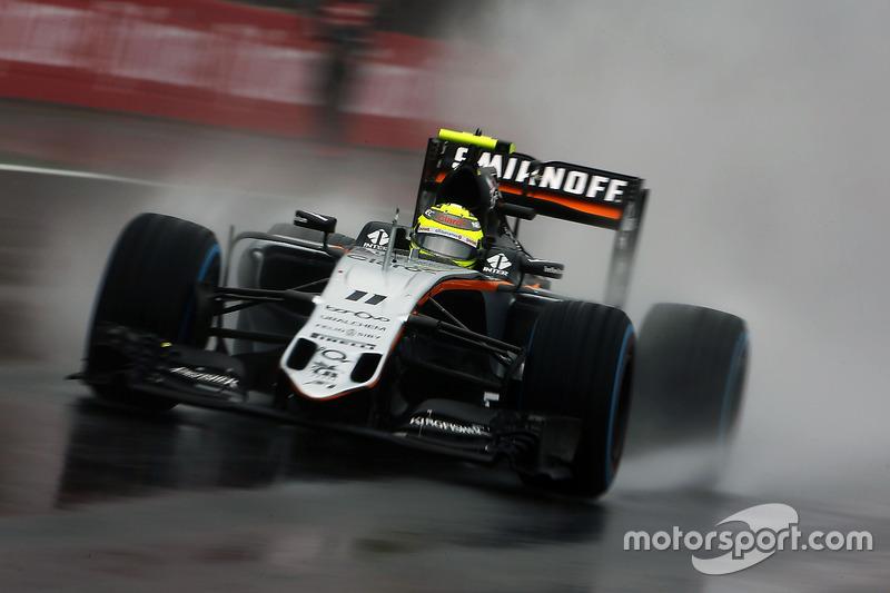 Encore mieux pour Ricciardo et Pérez