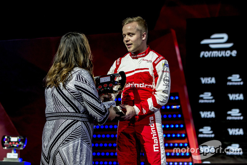 3ro, Felix Rosenqvist, Mahindra Racing
