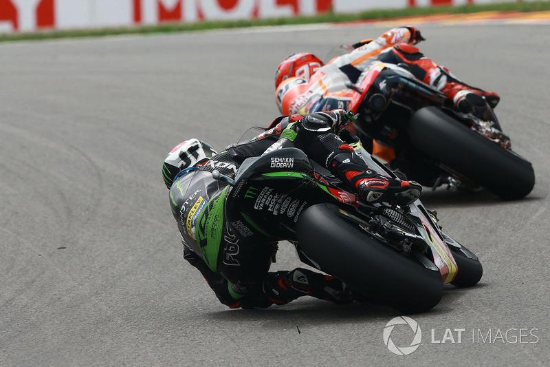 Jonas Folger, Monster Yamaha Tech 3, Marc Marquez, Repsol Honda Team