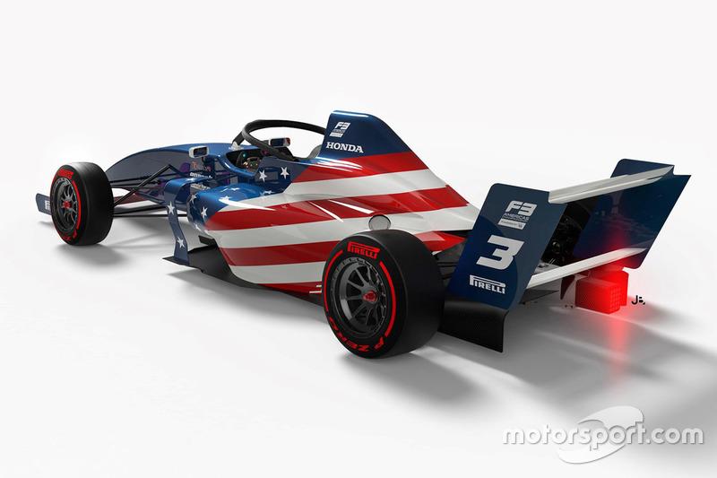 F3 Amérique