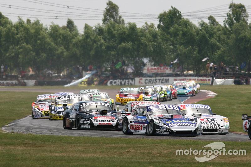 Gabriel Ponce de Leon, Ponce de Leon Competicion Ford, Leonel Sotro, Di Meglio Motorsport Ford, Pedro Gentile, JP Racing Chevrolet