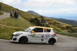 Simone Rivia, Matteo Maini, Movisport, Suzuki Swift Sport 1600