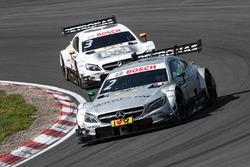 Gary Paffett Mercedes-AMG Team HWA, Mercedes-AMG C63 , Paul Di Resta, Mercedes-AMG Team HWA, Mercedes-AMG C63 DTMDTM