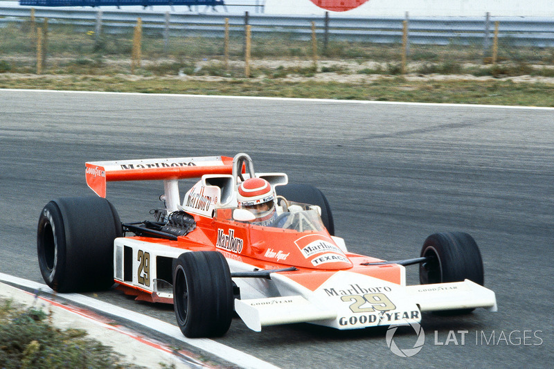1978: Nelson Piquet, McLaren M23-Ford