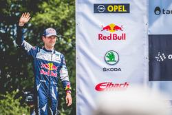 Podio: Sébastien Ogier, M-Sport