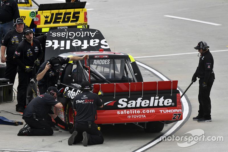 Ben Rhodes, ThorSport Racing, Toyota