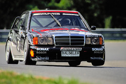 Klaus Ludwig,  AMG-Mercedes 190 E 2.5-16 Evo 2
