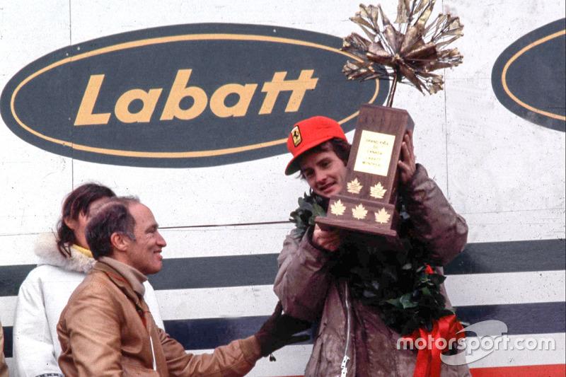 Gilles Villeneuve: 1 Grand Chelem