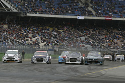 Reinis Nitiss, EKS, Audi S1 EKS RX Quattro, Reinis Nitiss, EKS, Audi S1 EKS RX Quattro, Guy Wilks, Loco World RX Team, VW Polo