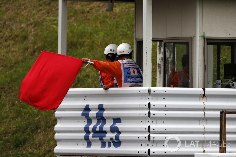 Маршал із червоним прапором