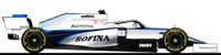 Williams-Mercedes FW43