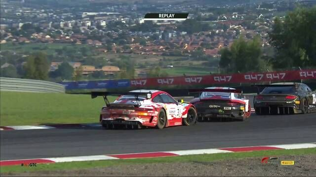 Kyalami 9H: Nick Tandy collision and penalty