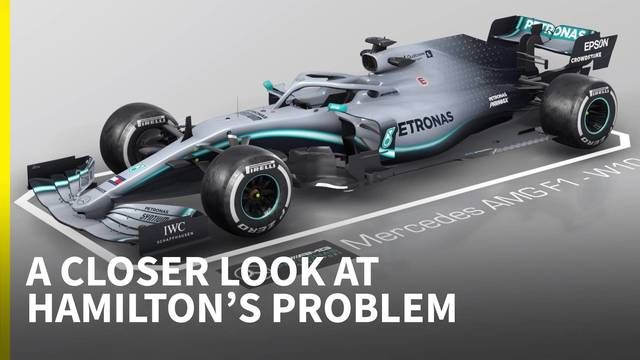 Lewis Hamilton's Australian GP floor damage explained