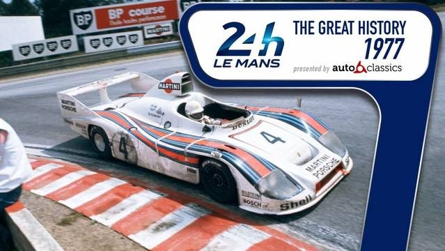 24 Hours of Le Mans - 1977