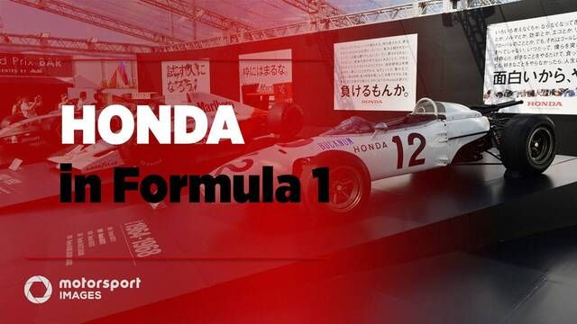 Grand Prix Greats – Honda in F1